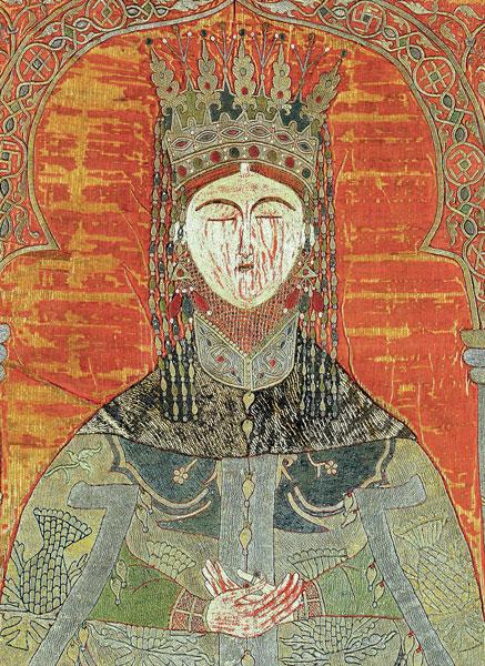 Погребальная пелена Марии Мангупской (+1477)