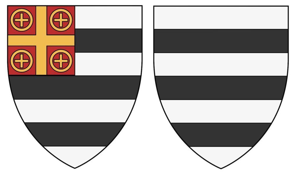 Варианты герба Трапезунда в европейской геральдике. Современные реконструкции.