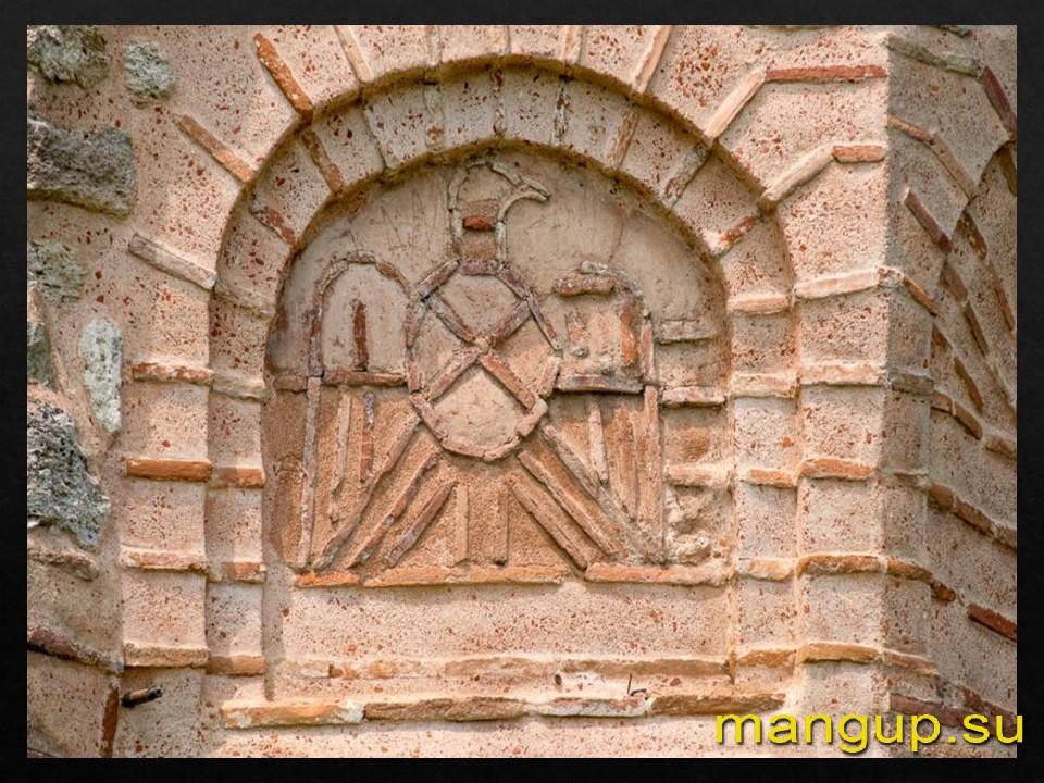 Храм Богородицы Мироспасительницы, Ферес.