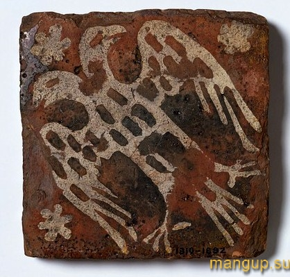 Керамическая плитка из Лайм Реджис