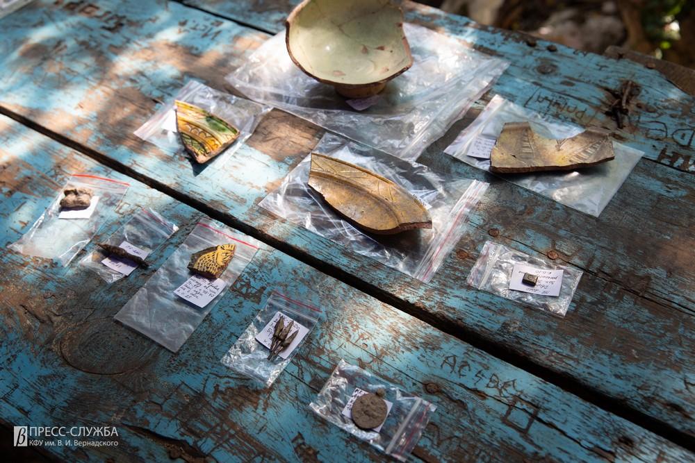 Мангуп. Находки археологического сезона-2020